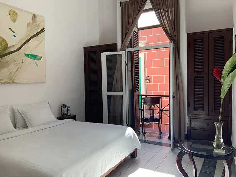 Rooms at Suite Havana, Cuba