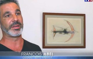 suite Havana featured on country dossier by French TV Channel TF1